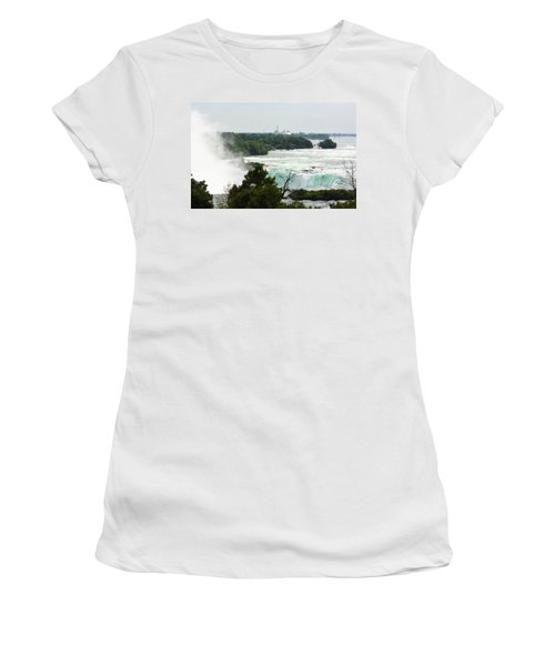 Sideview Mist Women's T-Shirt