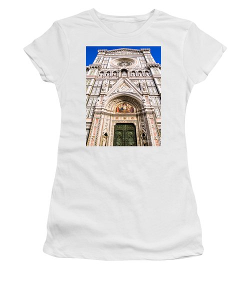 Siena Cathedral Women's T-Shirt