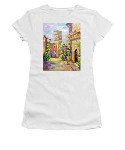 Siena Walk Women's T-Shirt