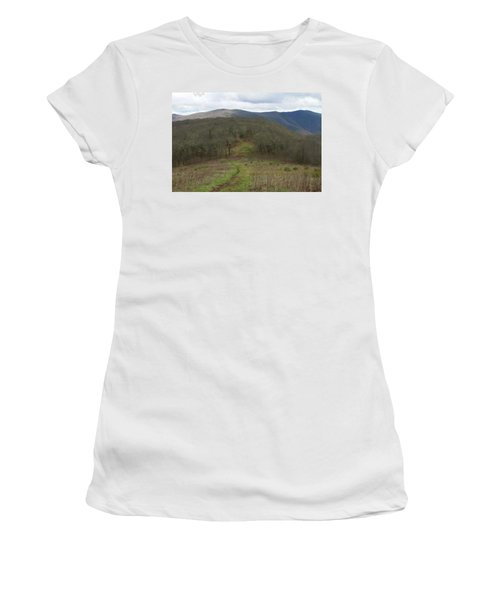 Silers Bald 2015e Women's T-Shirt (Athletic Fit)