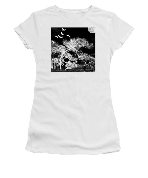 Silver Nights Women's T-Shirt