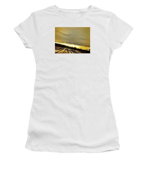 Siren Women's T-Shirt (Athletic Fit)