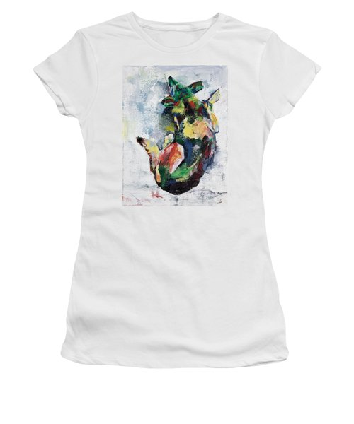 Sleeping Dog Women's T-Shirt