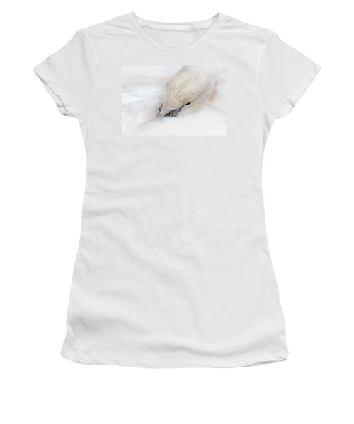 Waking Up Women's T-Shirt (Athletic Fit)
