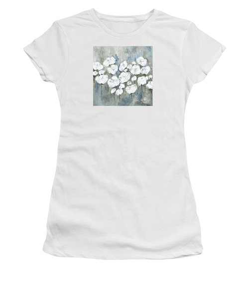 Snowy Mississippi Summer Women's T-Shirt (Athletic Fit)
