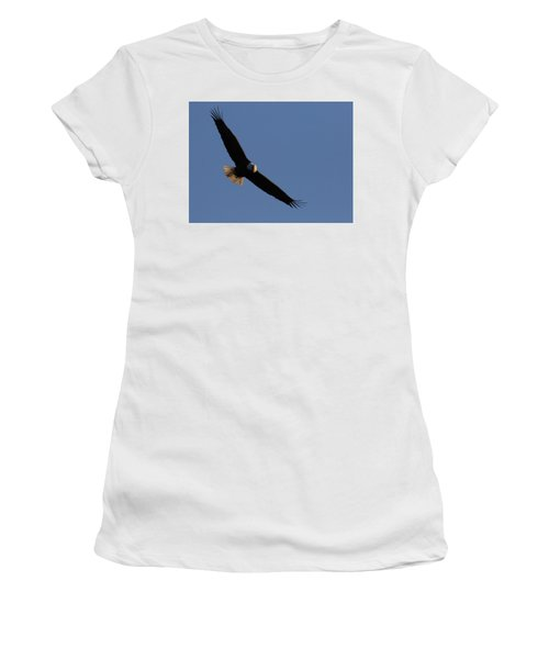 Soaring Eagle Women's T-Shirt (Athletic Fit)