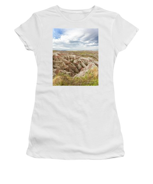 Solitary Road Women's T-Shirt (Athletic Fit)