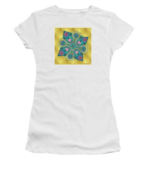 Something3 Women's T-Shirt (Junior Cut) by Megan Dirsa-DuBois