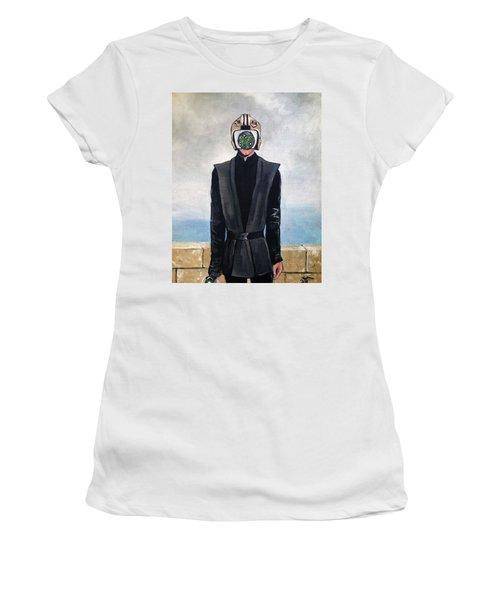 Son Of Sith Women's T-Shirt (Junior Cut) by Tom Carlton