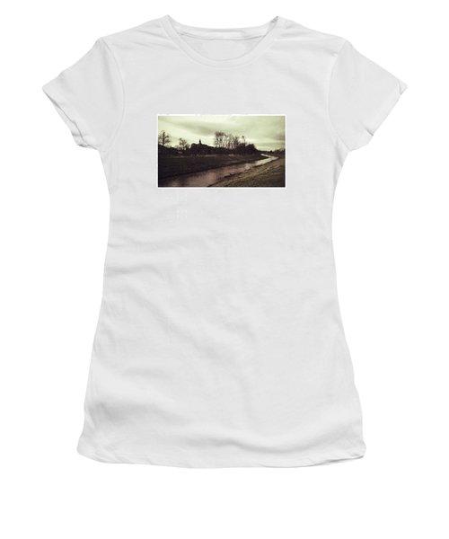 Sondershausen  #sondershausen Women's T-Shirt (Junior Cut) by Mandy Tabatt