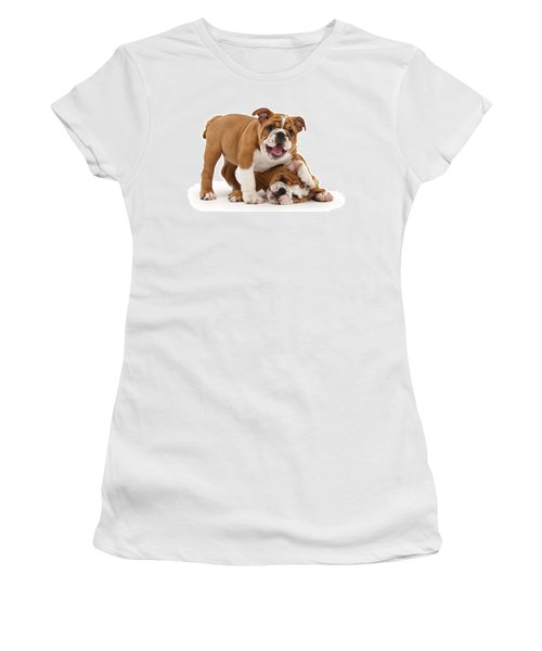 Sorry, Didn't See You There Women's T-Shirt