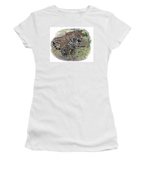 South American Jaguar Women's T-Shirt