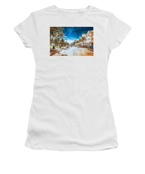South Beach Road Women's T-Shirt