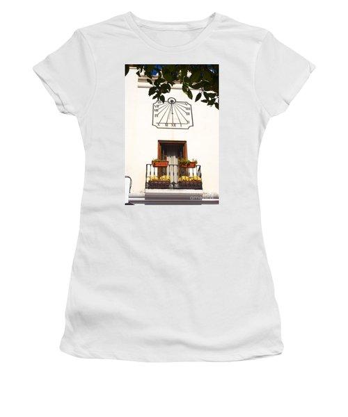 Spanish Sun Time Women's T-Shirt