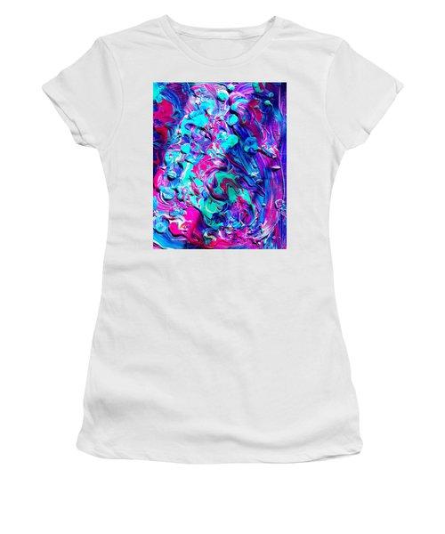 Splash Of Color Women's T-Shirt