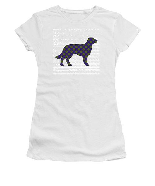 Spot Women's T-Shirt (Athletic Fit)