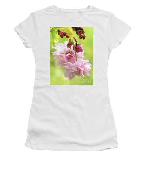 Spring Blossoms 8 Women's T-Shirt (Athletic Fit)