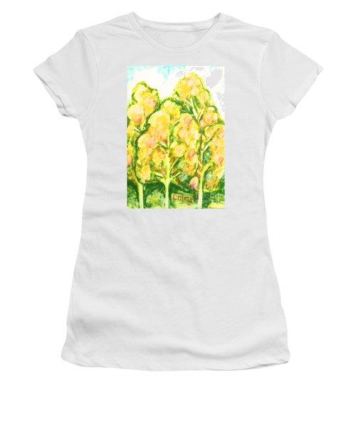 Spring Fantasy Foliage Women's T-Shirt