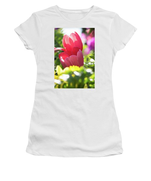 Spring Feeling Women's T-Shirt (Athletic Fit)