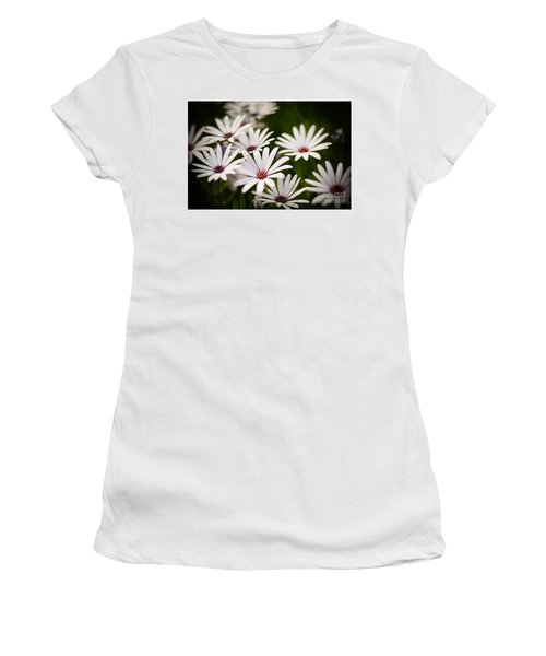 Women's T-Shirt (Junior Cut) featuring the photograph Spring Is In The Air by Kelly Wade