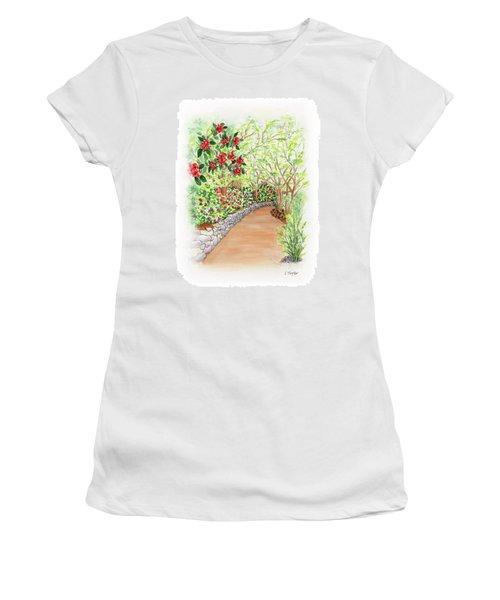 Spring Rhodies Women's T-Shirt