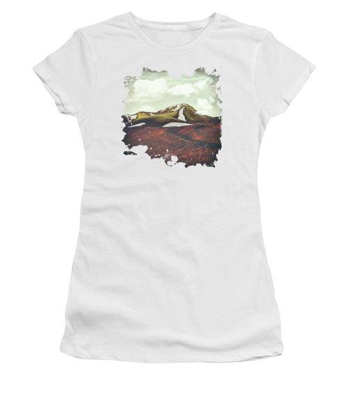 Spring Thaw Women's T-Shirt (Junior Cut) by Katherine Smit
