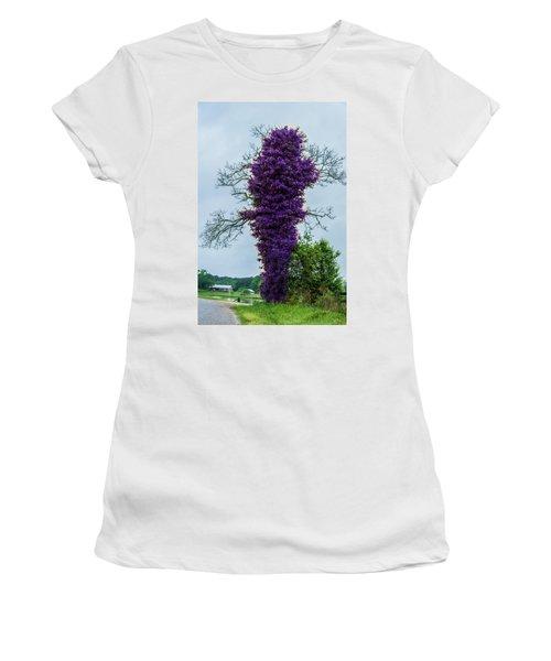 Spring Tree Women's T-Shirt