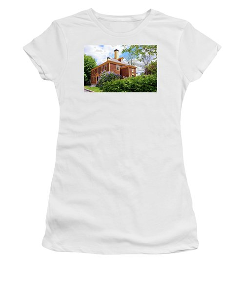 Springtime At Folsom Tavern Women's T-Shirt