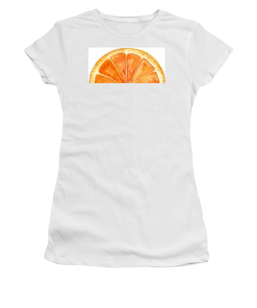 Squeeze Me Women's T-Shirt (Junior Cut) by Anthony Fishburne