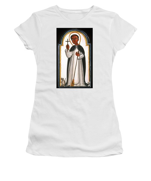 St. Martin Of Porres - Aomap Women's T-Shirt