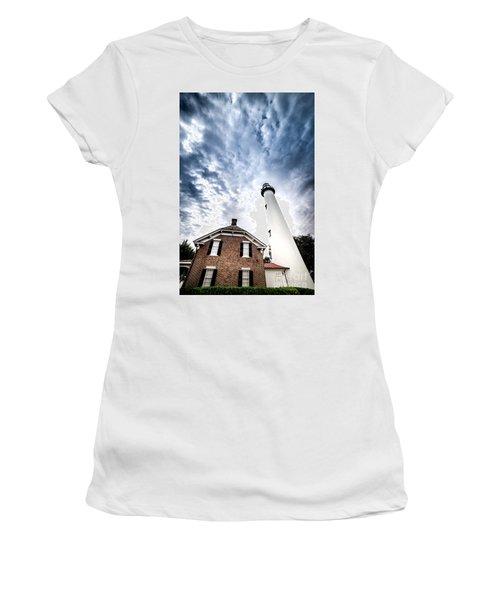 St Simons Lighthouse Women's T-Shirt