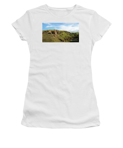 St. Stepanos Church At Sunrise, Armenia Women's T-Shirt (Athletic Fit)