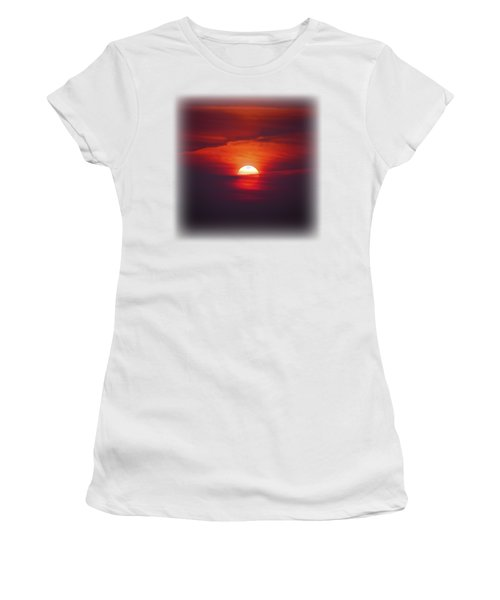 Stairway To Heaven On Transparent Background Women's T-Shirt