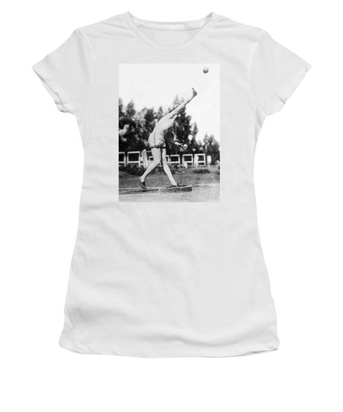 Stanford Field Star Hartranft Women's T-Shirt (Athletic Fit)