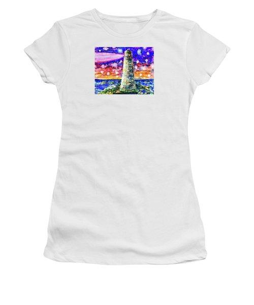 Starry Light Women's T-Shirt