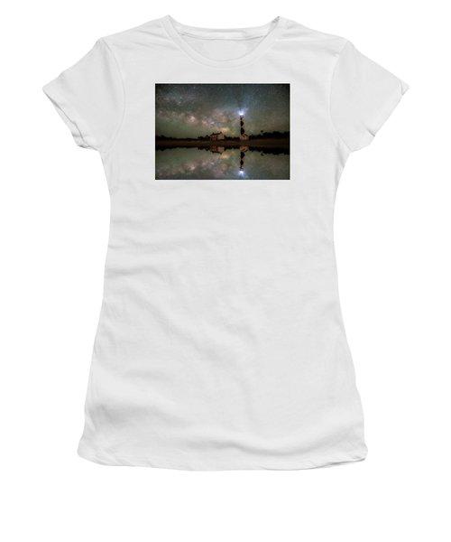 Starry Reflections Women's T-Shirt
