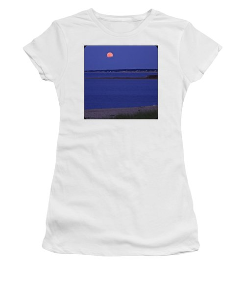 Stawberry Moon Women's T-Shirt
