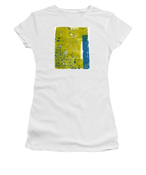Stepping Stones 1 Women's T-Shirt (Athletic Fit)