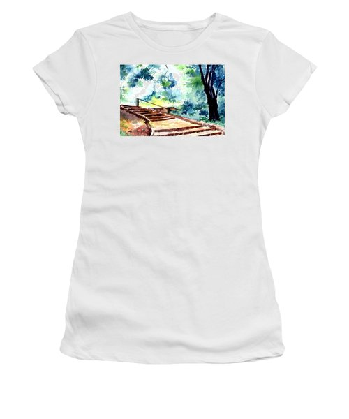 Steps To Eternity Women's T-Shirt