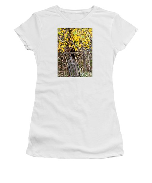 Still Waiting Women's T-Shirt (Athletic Fit)