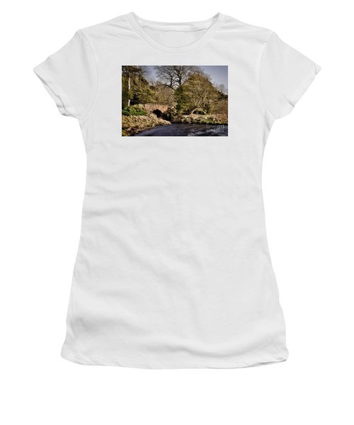 Stone Bridge On The Lake Women's T-Shirt