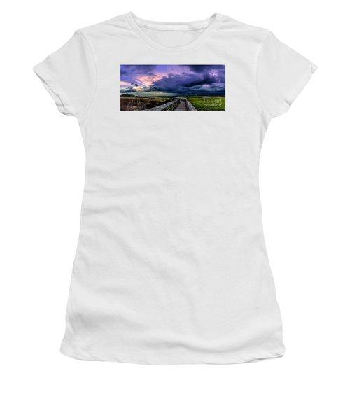 Storm Clouds Women's T-Shirt