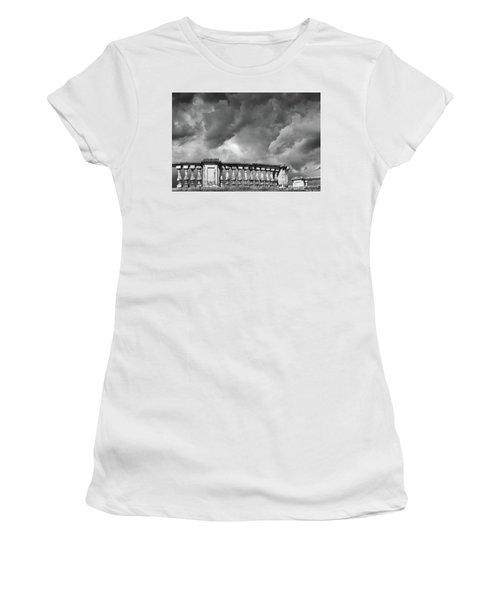 St.petersburg  #9704 Women's T-Shirt (Athletic Fit)