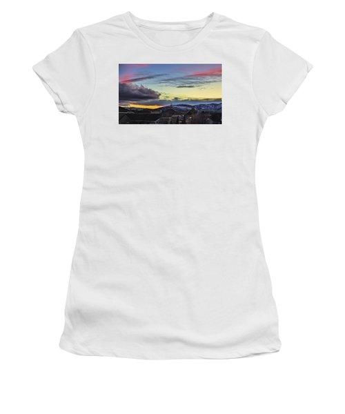Streaks Of Light Women's T-Shirt