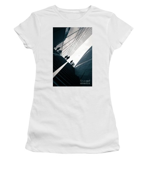 Street Photography Tokyo Women's T-Shirt (Athletic Fit)