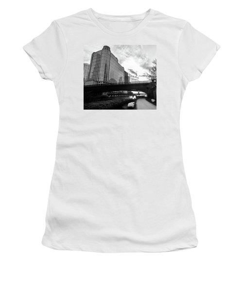 Strolling In The Chi Women's T-Shirt