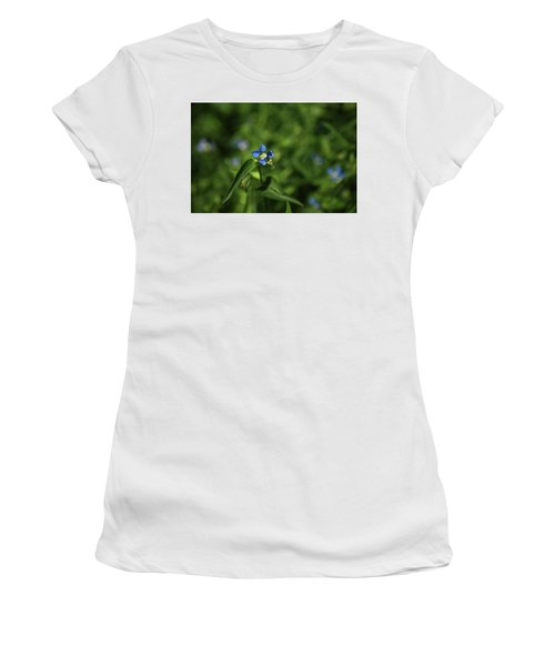 Stubborn Women's T-Shirt (Athletic Fit)