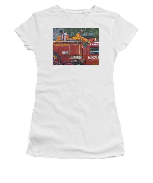 Stuck In Traffic Women's T-Shirt