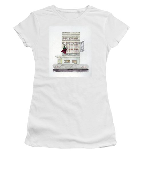Studio Museum In Harlem Women's T-Shirt (Athletic Fit)