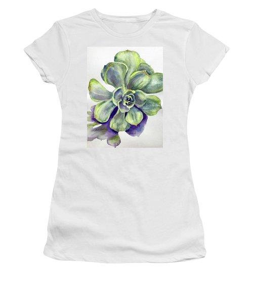 Succulent Plant Women's T-Shirt